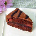Chocolate Fest 2013 (Chocolate Raspberry Cake)