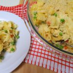 Milkless Monday: Dairy-free Tuna Noodle Casserole