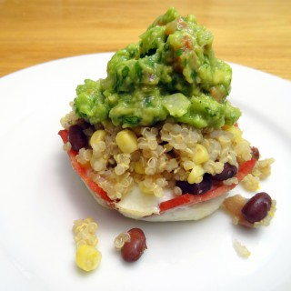 National Guacamole Day/Milkless Monday: Southwestern Egg Cups