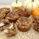 Apple Cinnamon Cream Cheese Muffins