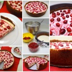 National Cake Day: Cranberry Orange White Chocolate Cheesecake