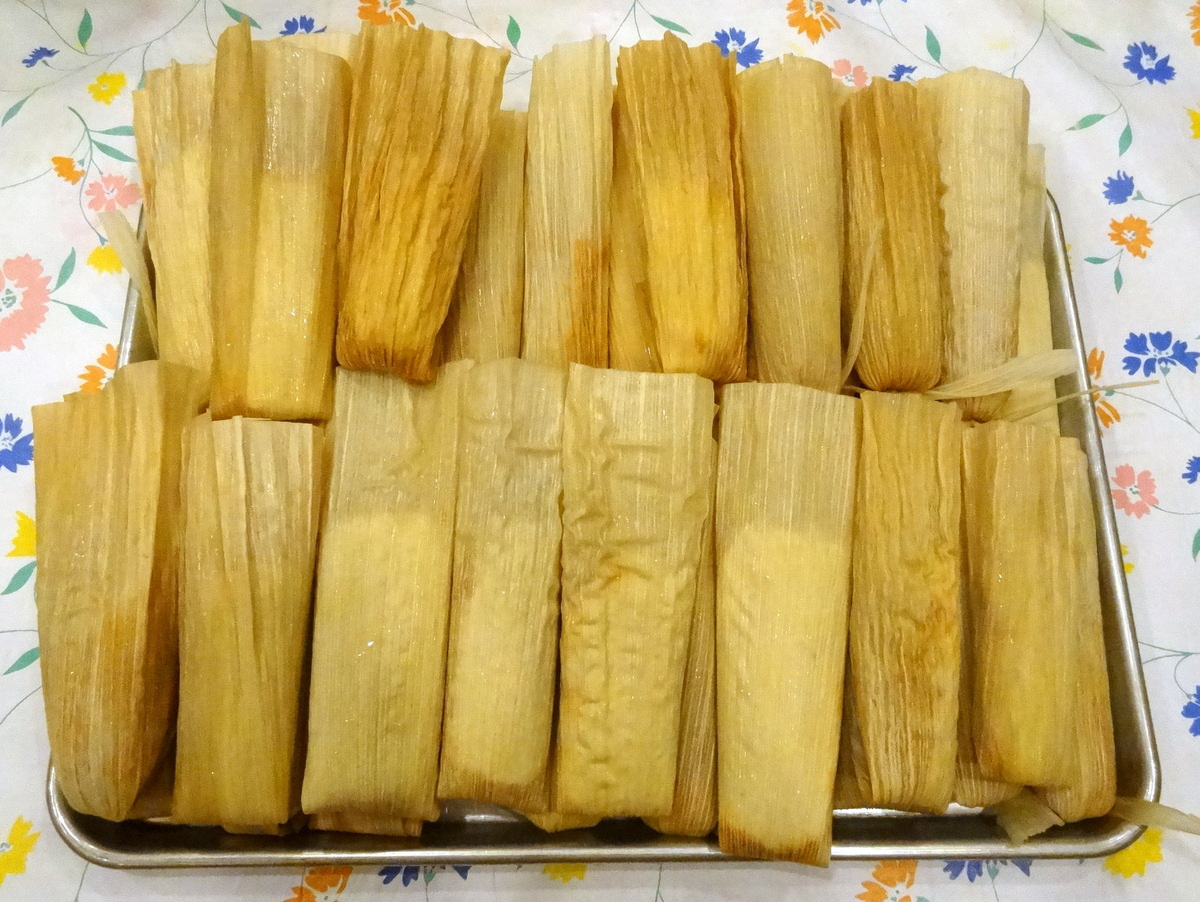 Mexican Tamales Part II: Additional Notes