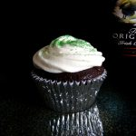 Baileys Irish Cream Chocolate Cupcakes