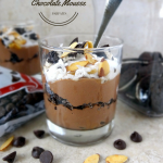 Vegan Chocolate Mousse Parfaits
