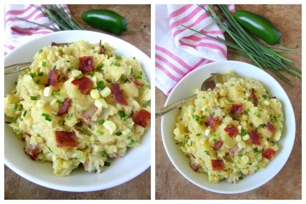 jalapeño ranch potato salad