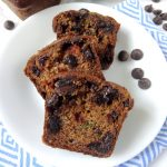 Chocolate Zucchini Banana Bread