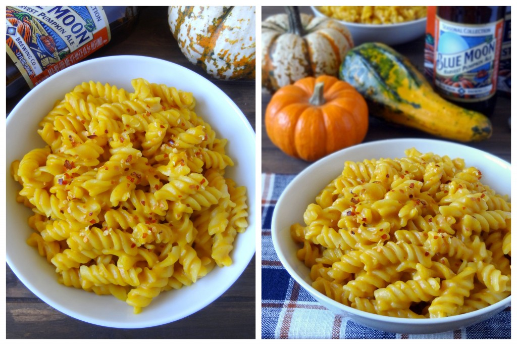 one-pot pumpkin ale mac and cheese