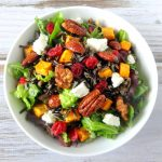 Wild Rice and Sweet Potato Salad