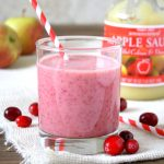 Cranberry-Apple Smoothie