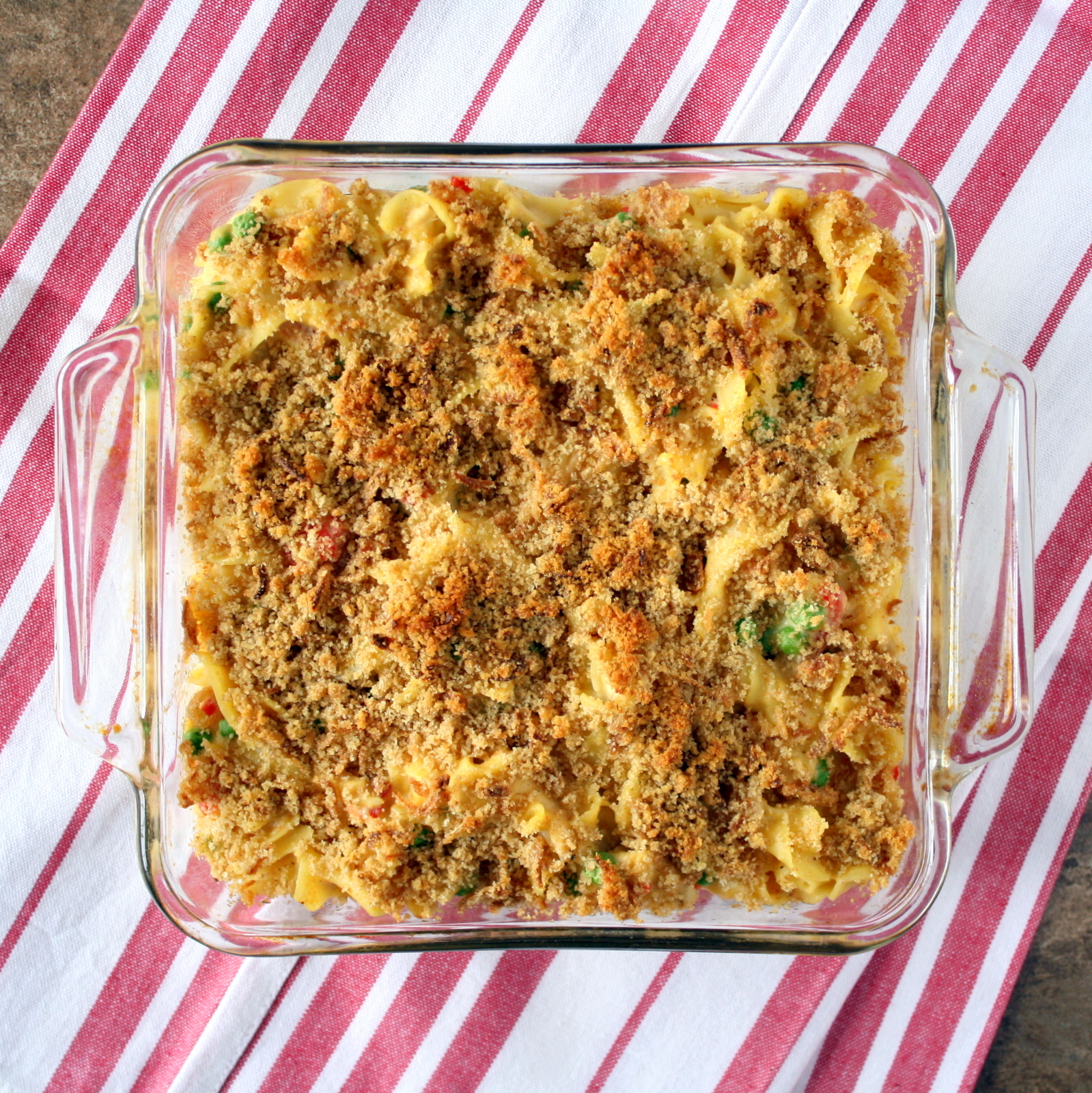 dairy-free tuna noodle casserole
