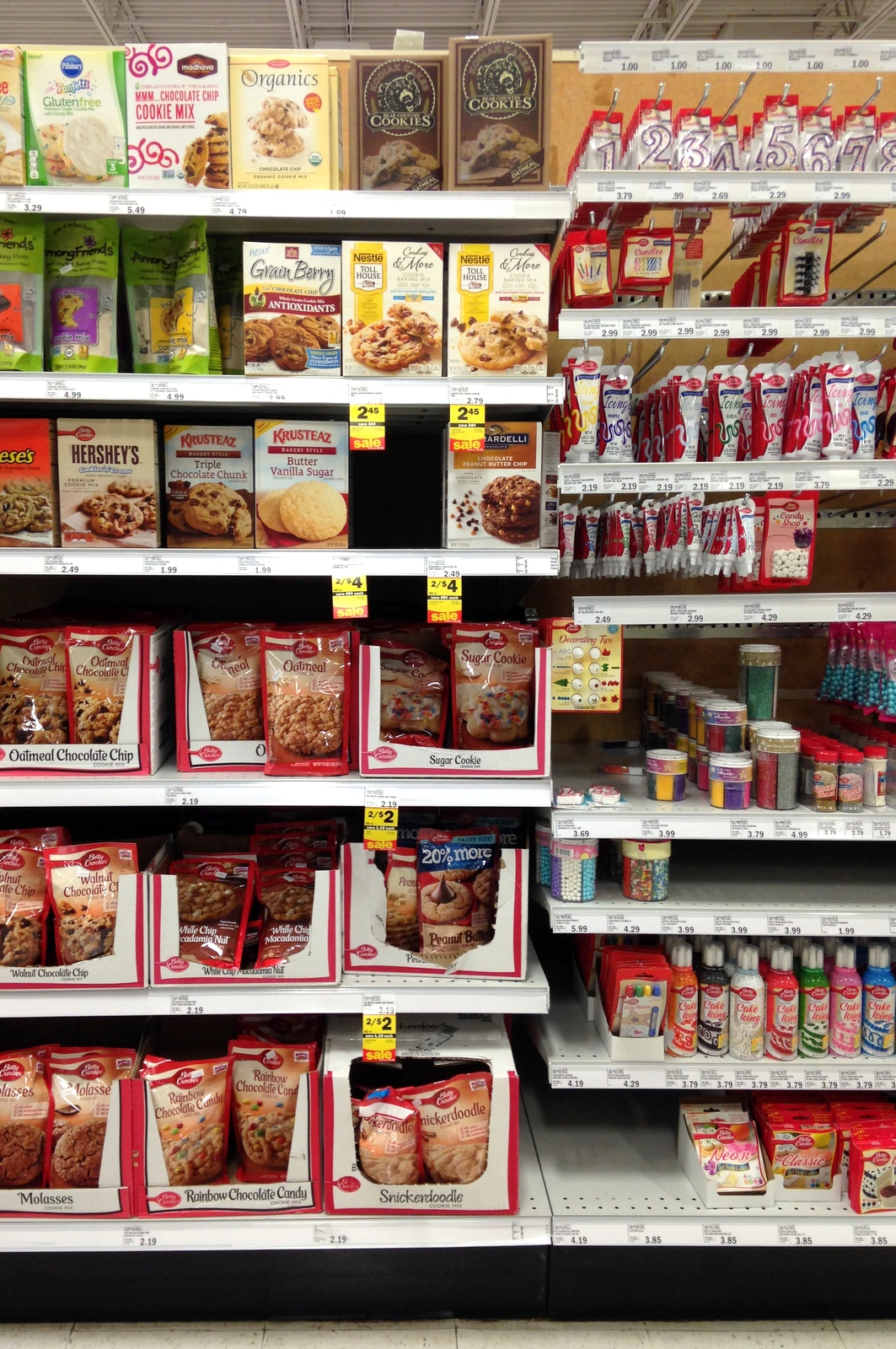 Nestle Toll House Baking Mixes at Meijer #mixinmoments #shop