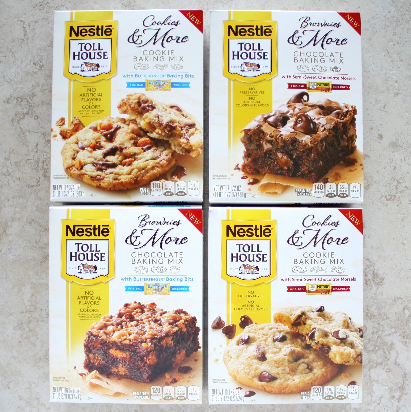 Nestle Toll House Baking Mixes #mixinmoments #shop