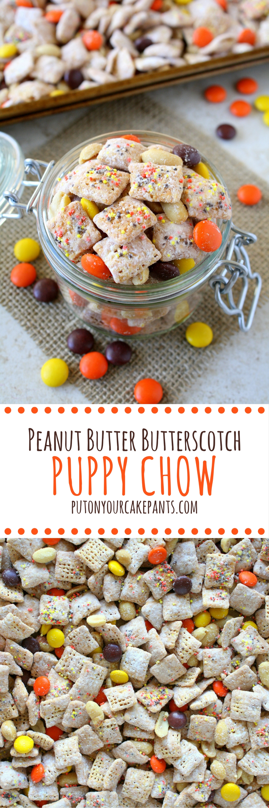 peanut butter butterscotch puppy chow