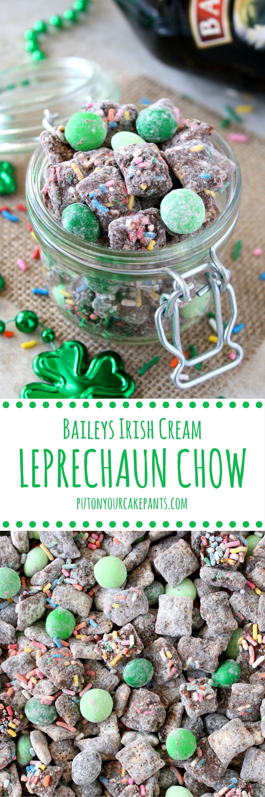 Baileys leprechaun chow