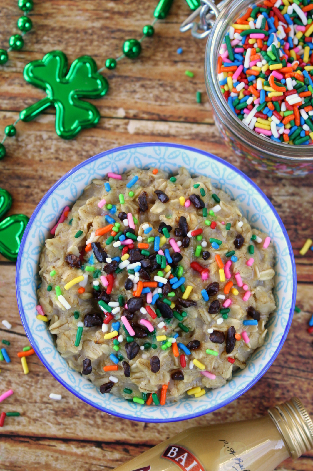 Irish cream oatmeal